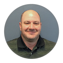 Tom Trench Head of Engineering | Tendon Manufacturing, Cleveland, Ohio | Metal Fabrication Shop